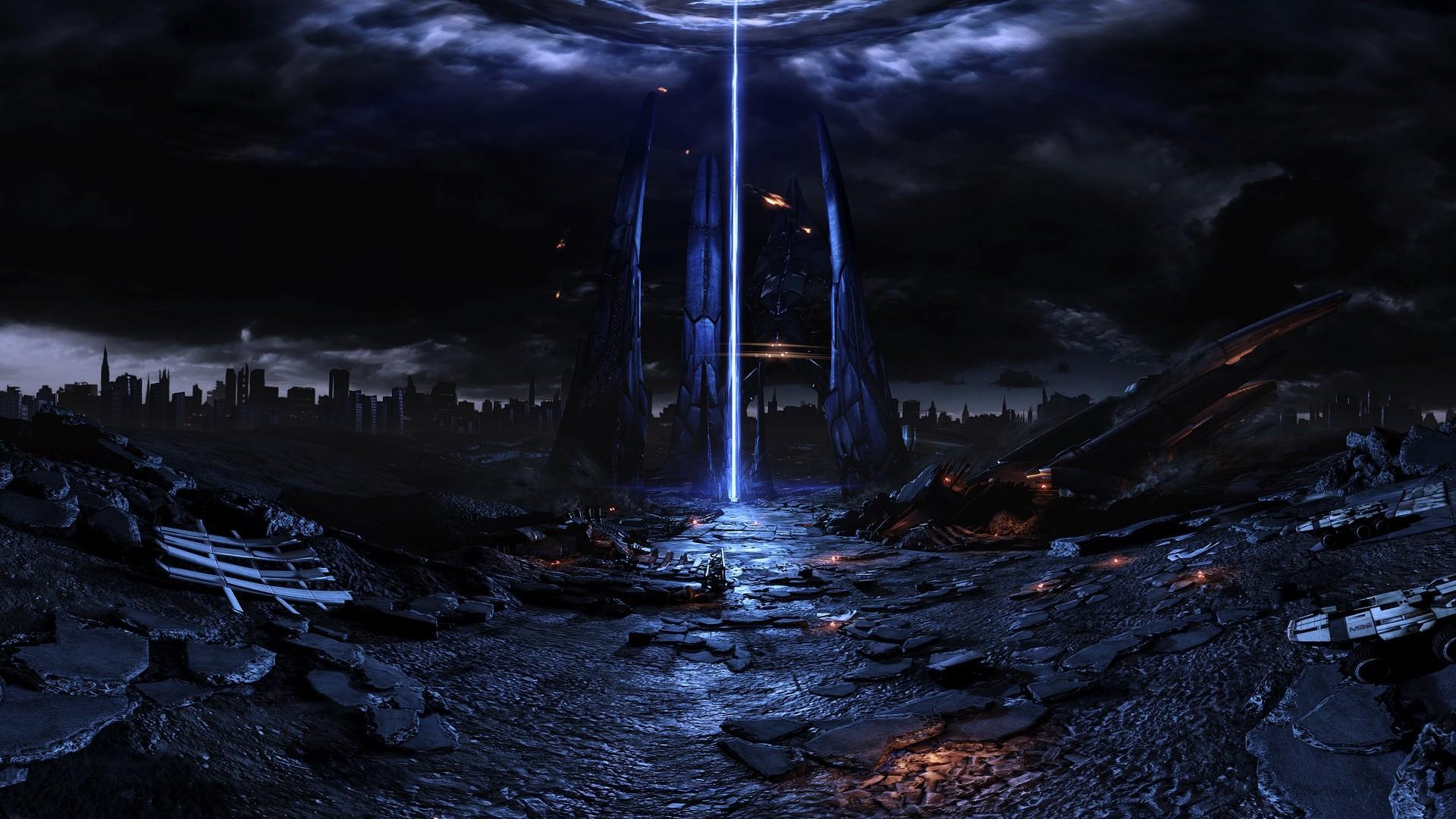 Mass Effect PC Wallpaper HD