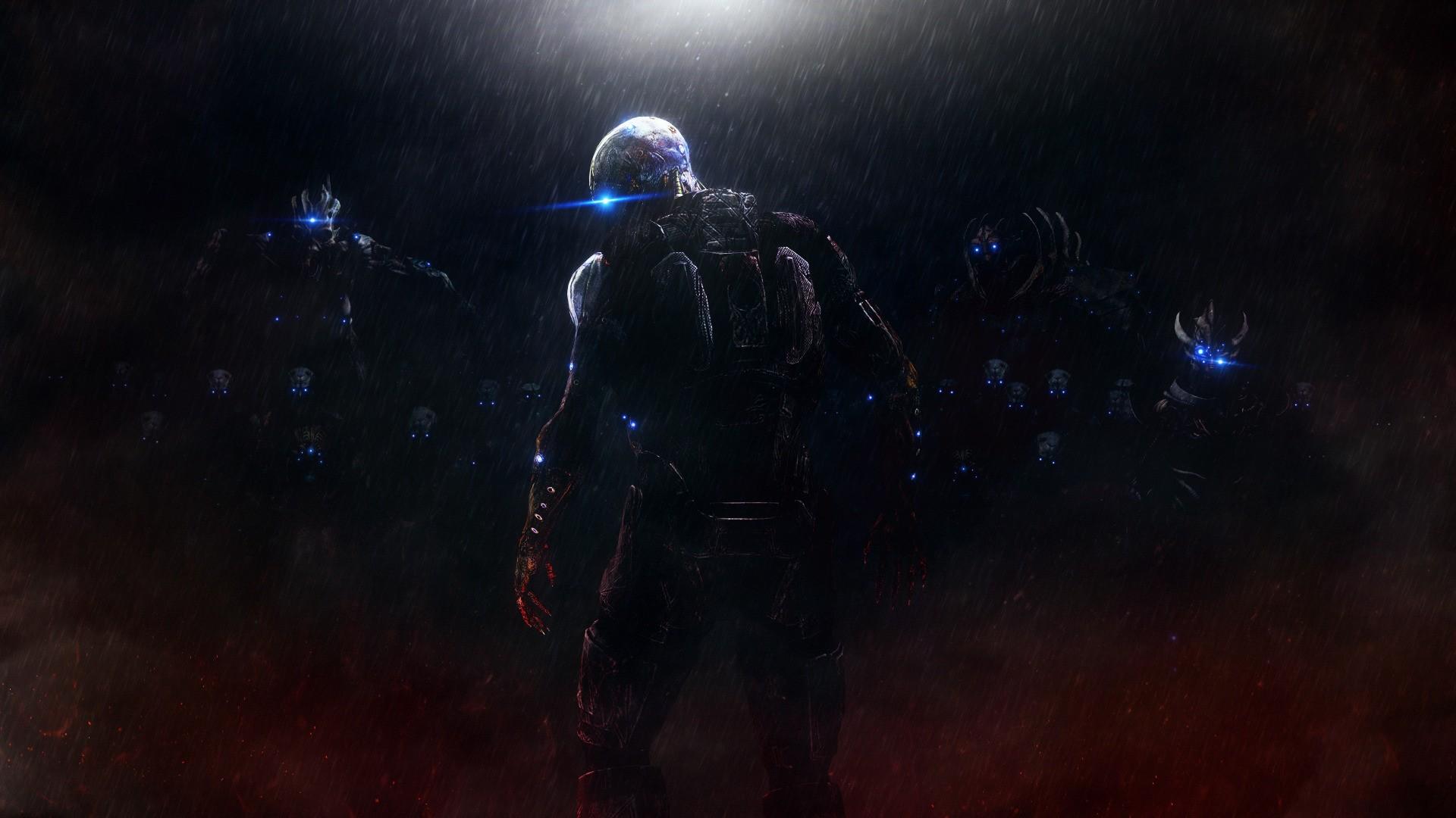 Mass Effect Wallpaper for pc