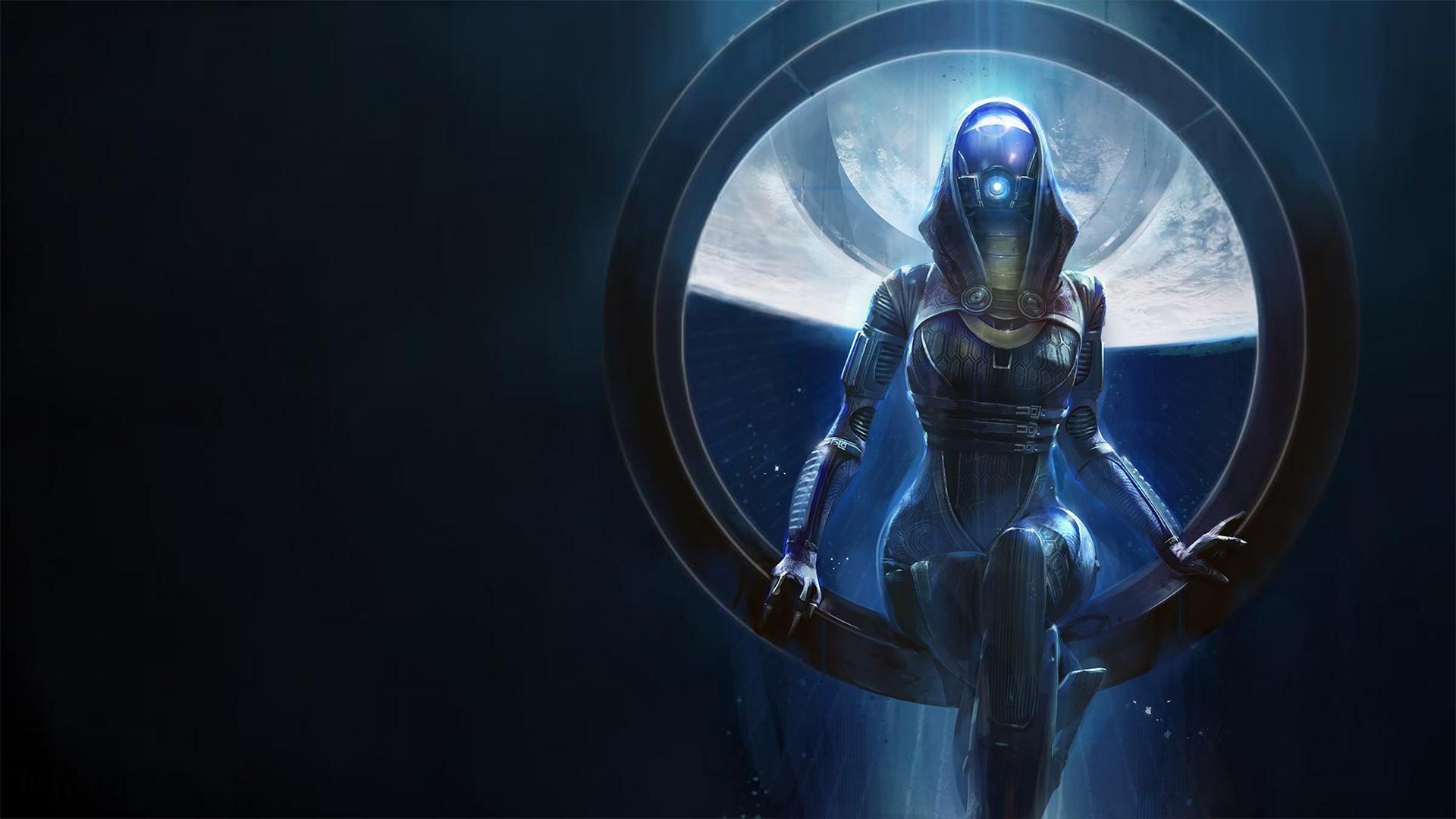 Mass Effect PC Wallpaper