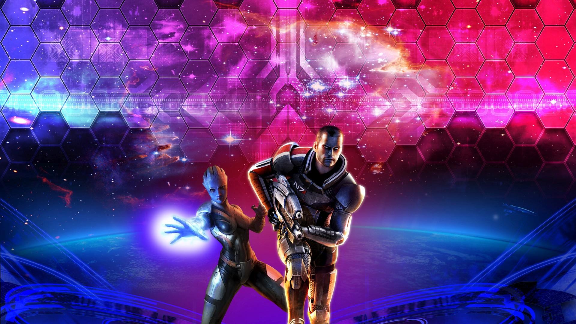 Mass Effect Wallpaper Picture hd