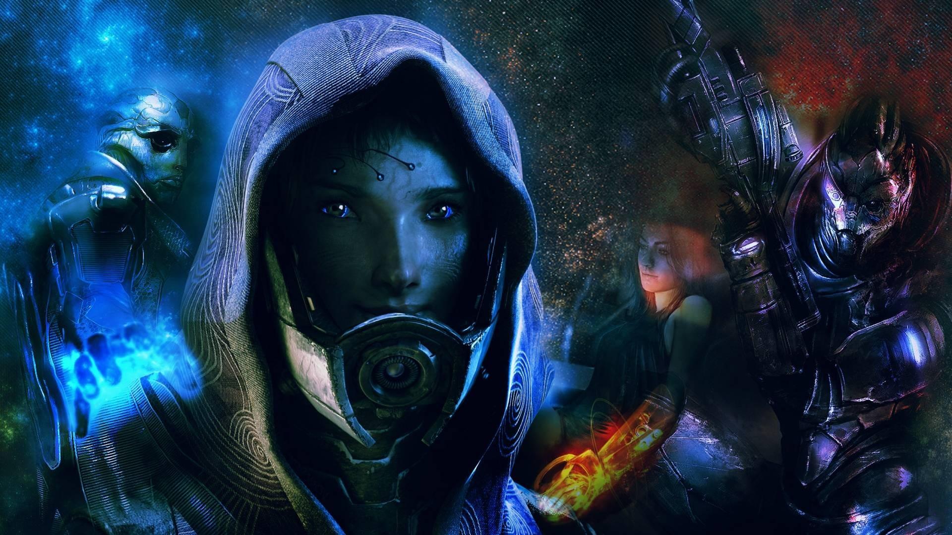Mass Effect Wallpaper image hd