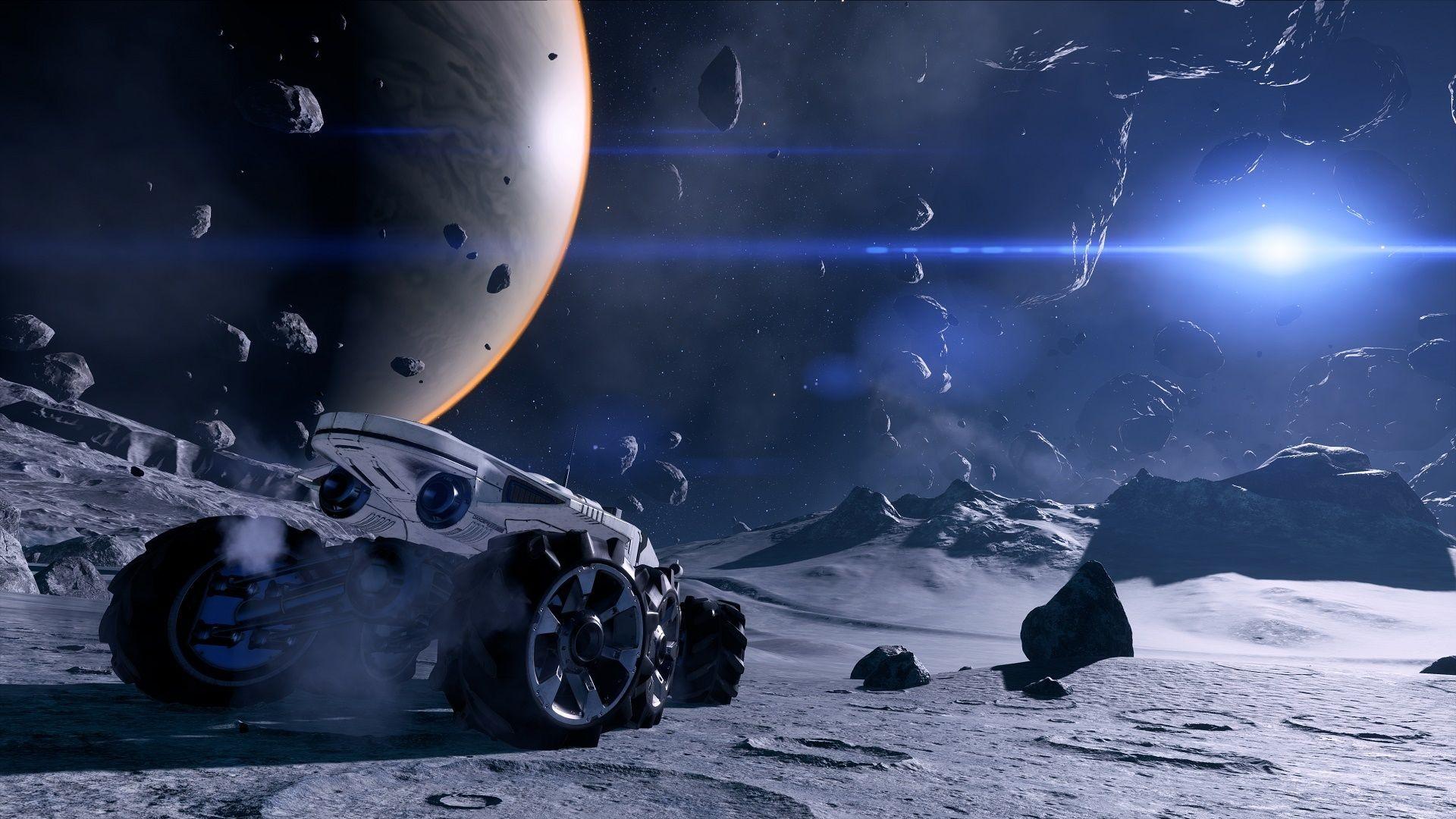 Mass Effect computer wallpaper