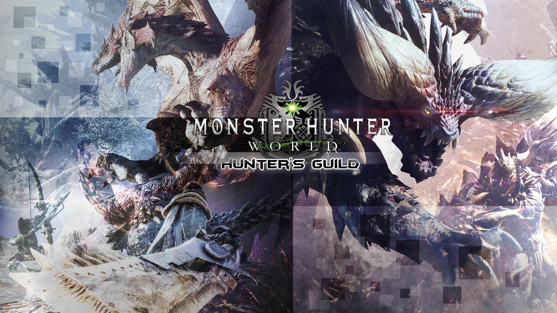 Monster Hunter World HD Wallpaper