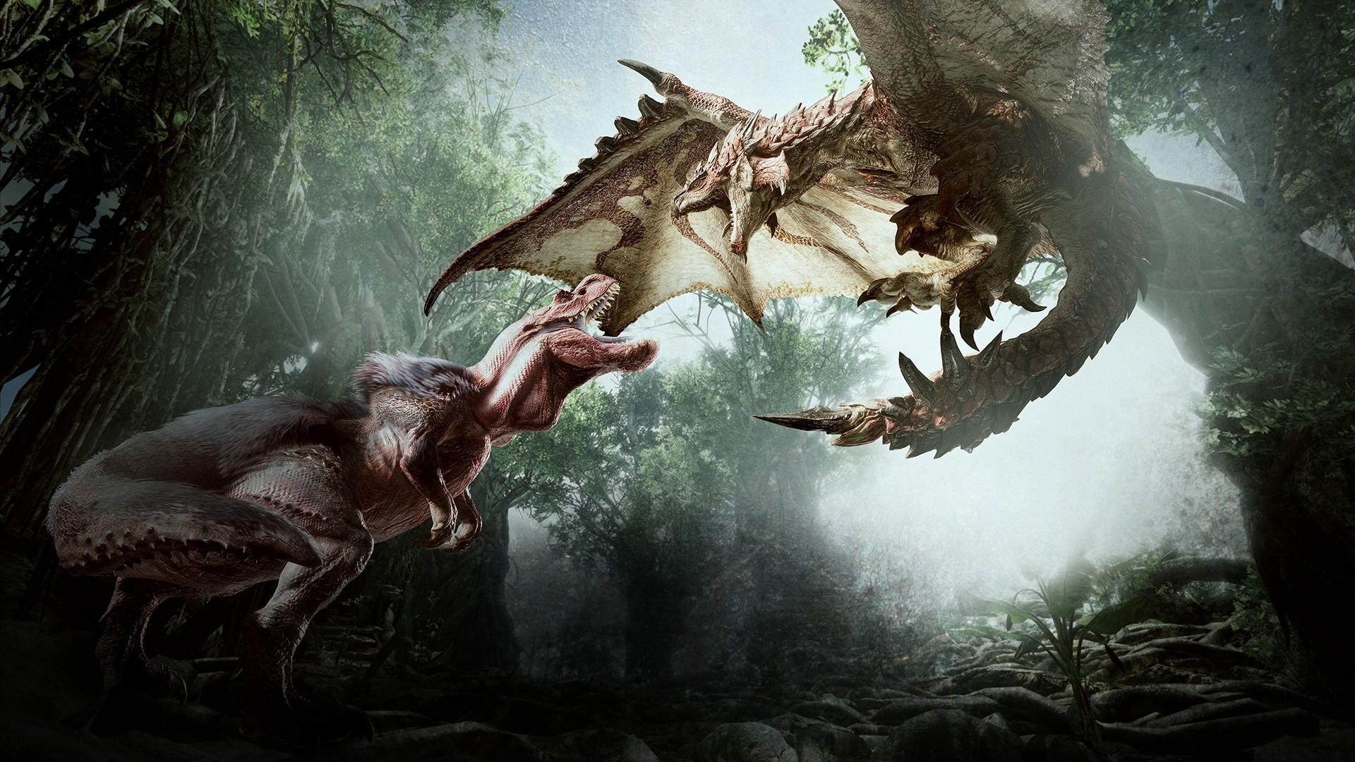Monster Hunter World Picture