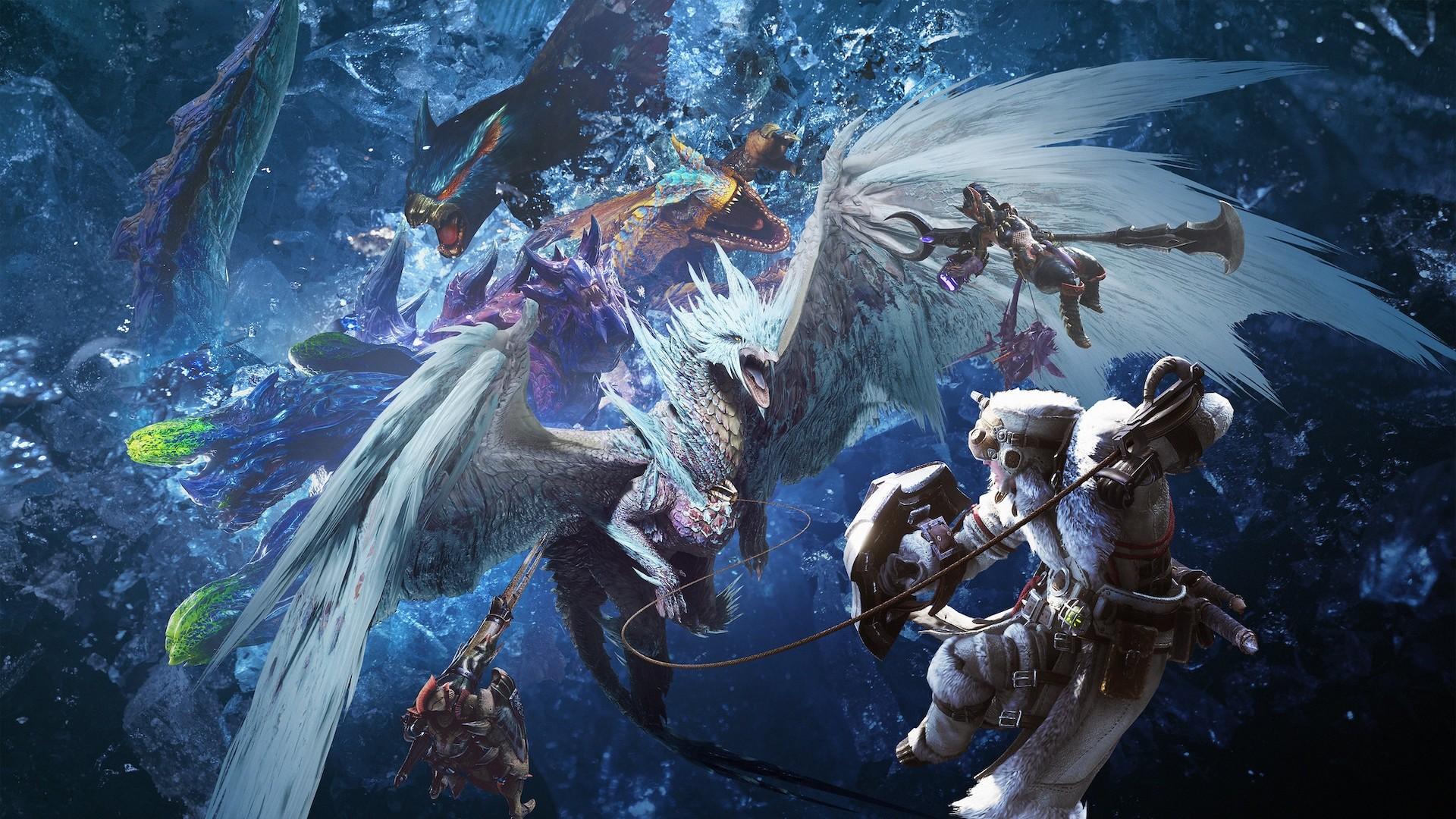Monster Hunter World Wallpaper and Background