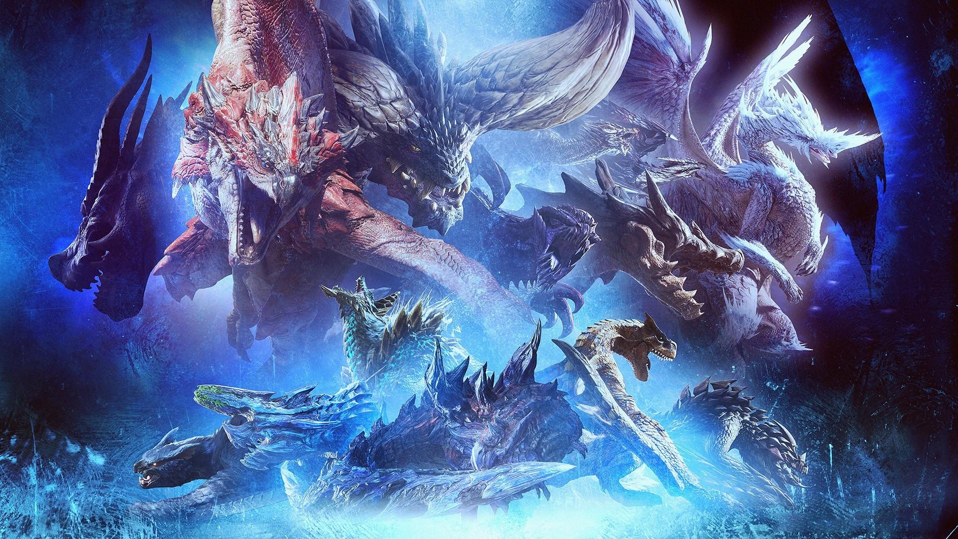 Monster Hunter World PC Wallpaper HD