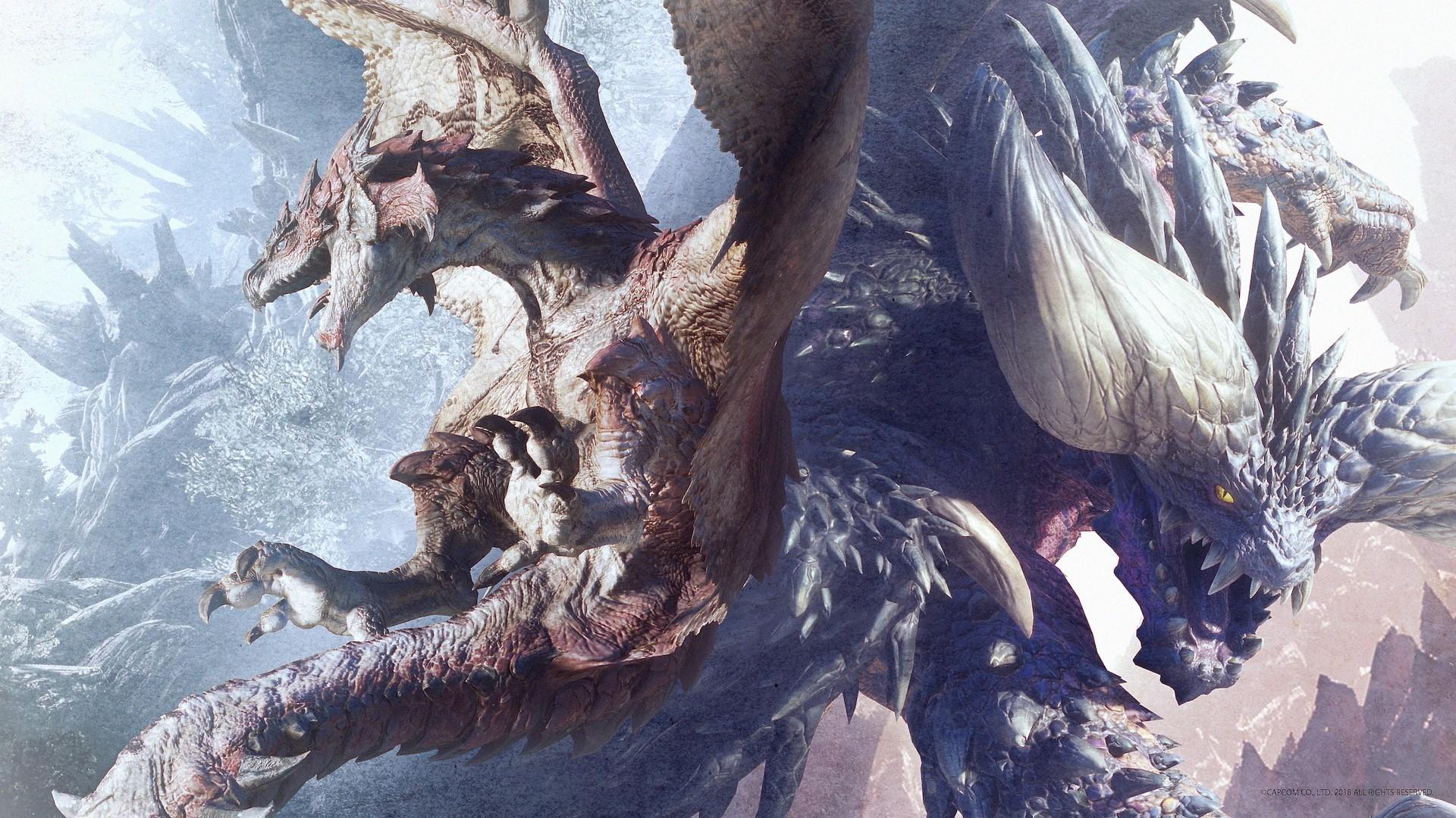 Monster Hunter World Download Wallpaper
