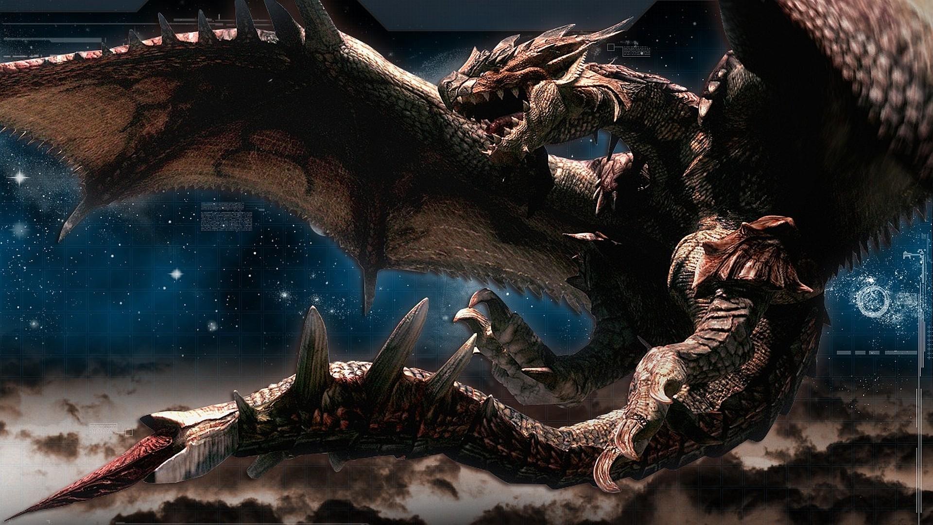 Monster Hunter World PC Wallpaper