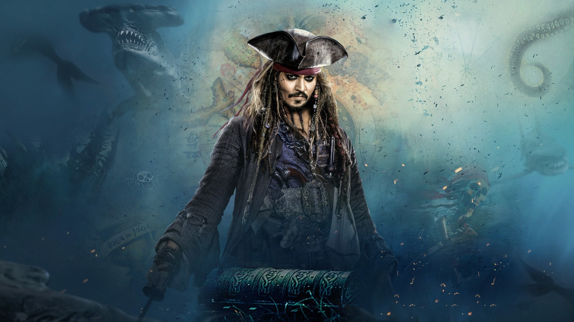 Pirate Wallpaper and Background