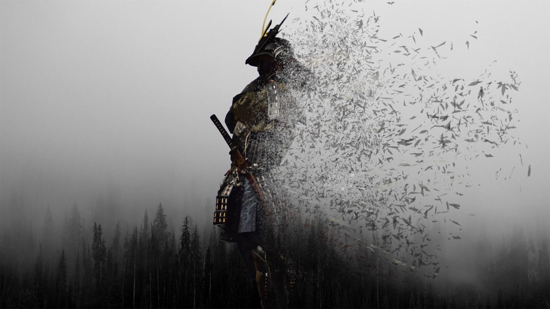 Samurai HD Wallpaper
