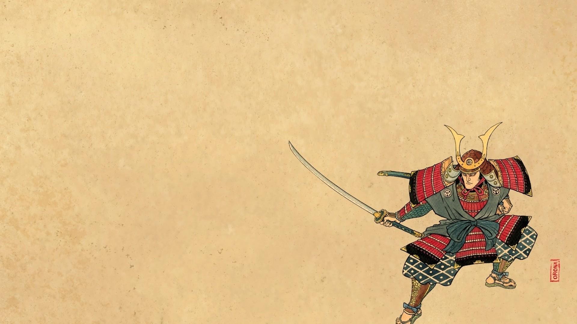 Samurai Wallpaper and Background
