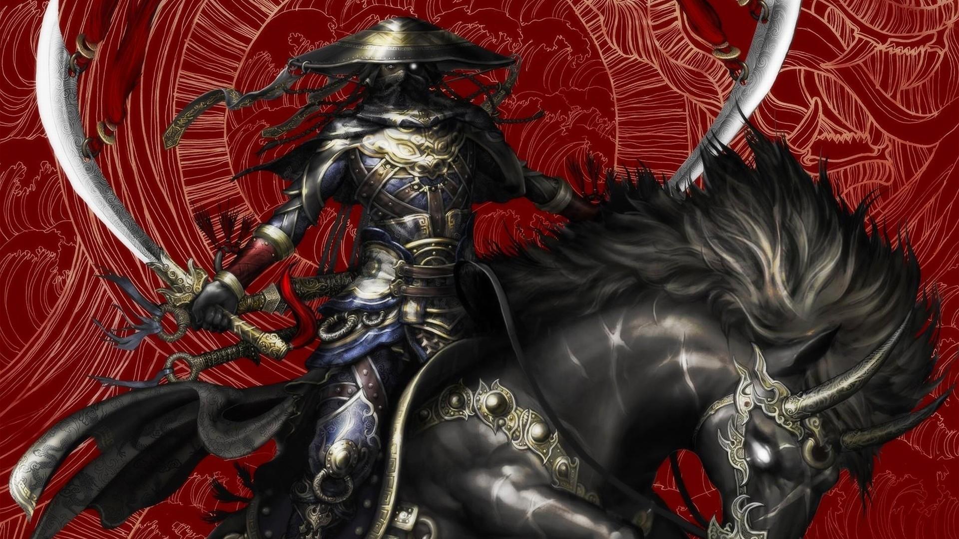 Samurai Download Wallpaper