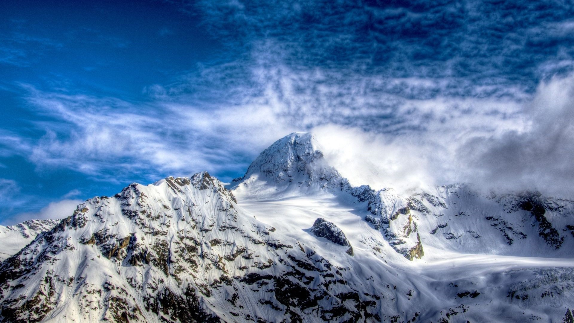 Snow Mountain Wallpaper Picture hd