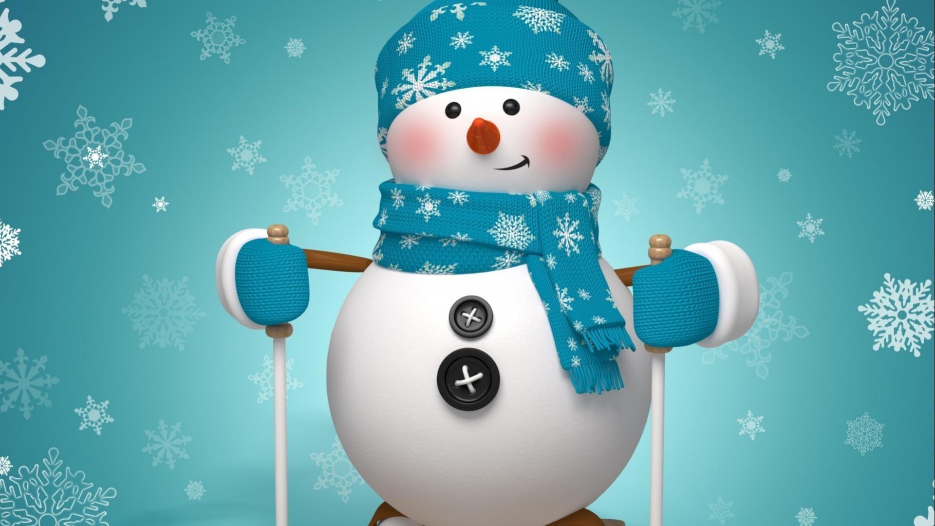 Snowman Image