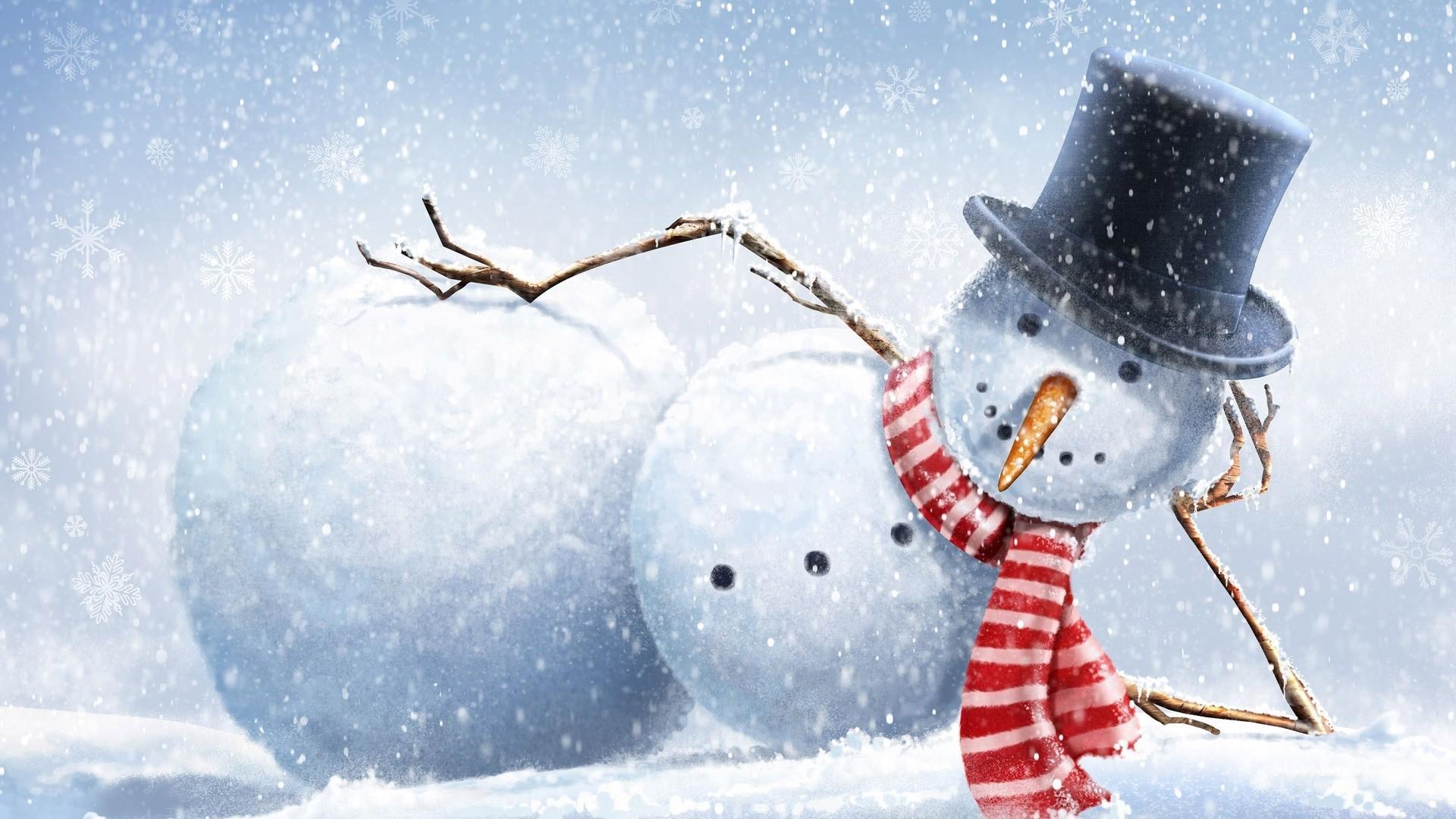 Snowman Pic