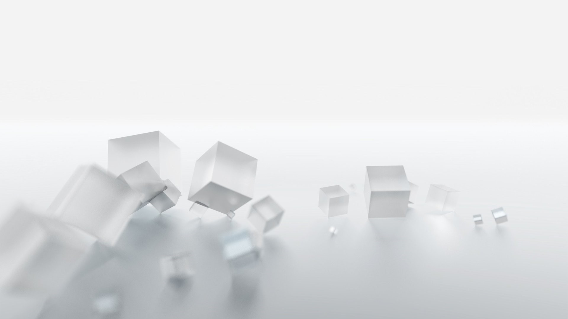 Solid White Wallpaper and Background