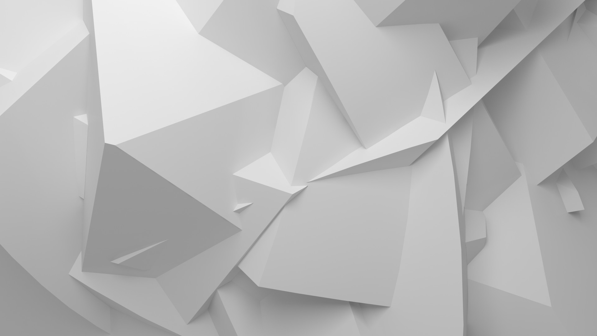 Solid White hd desktop wallpaper