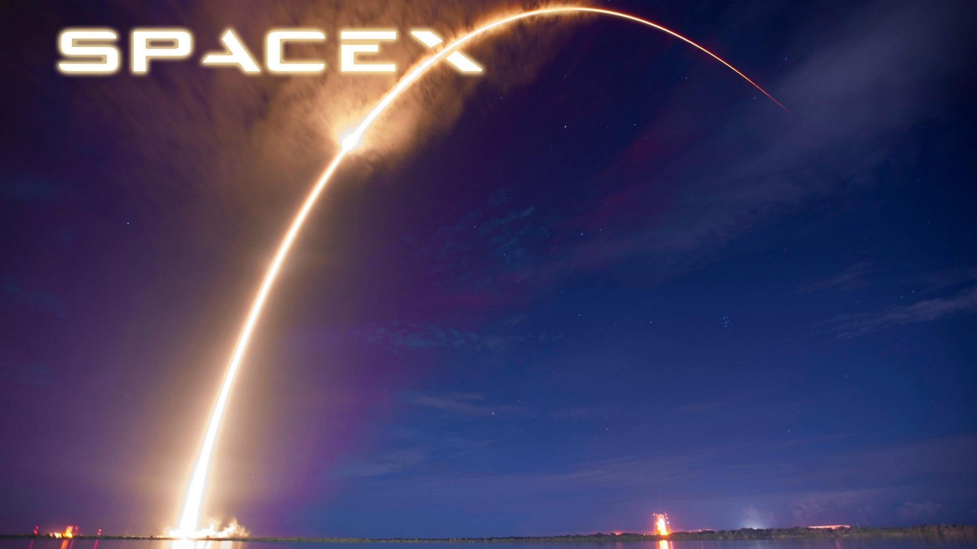 Spacex Full HD Wallpaper