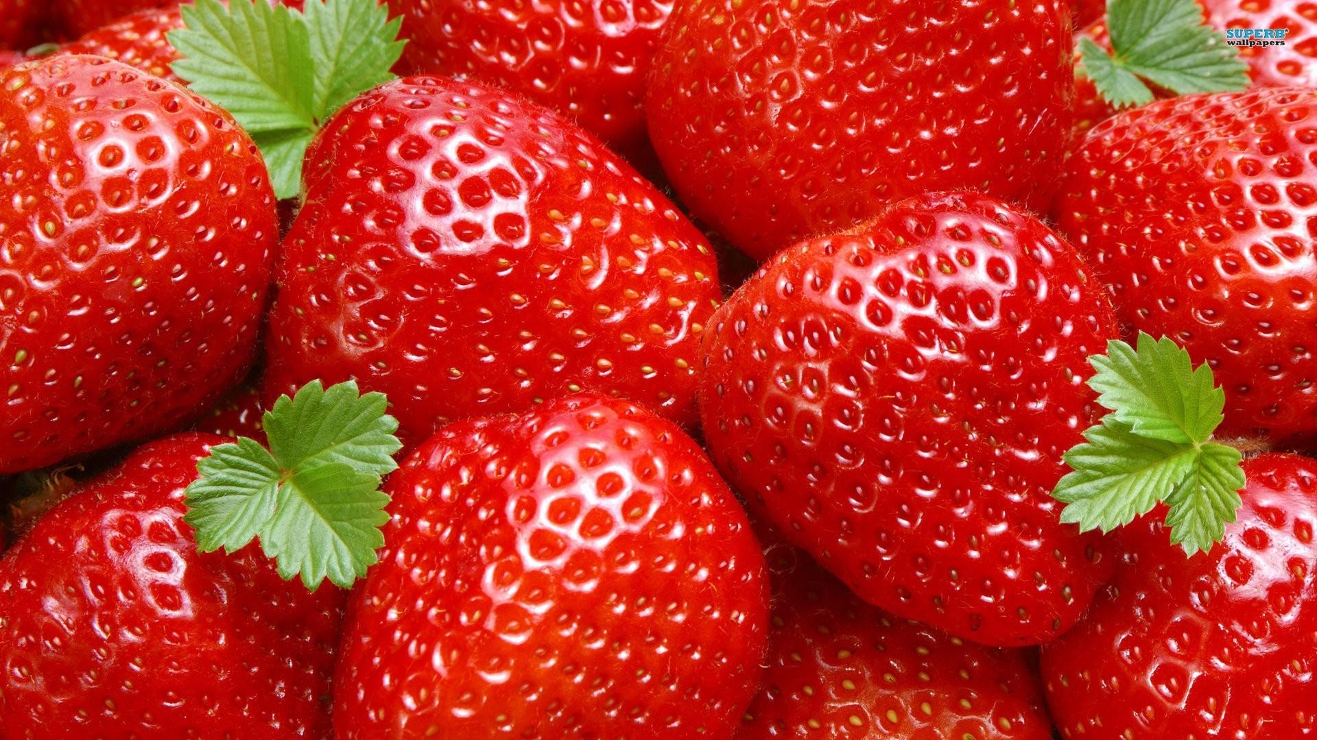 Strawberry Download Wallpaper
