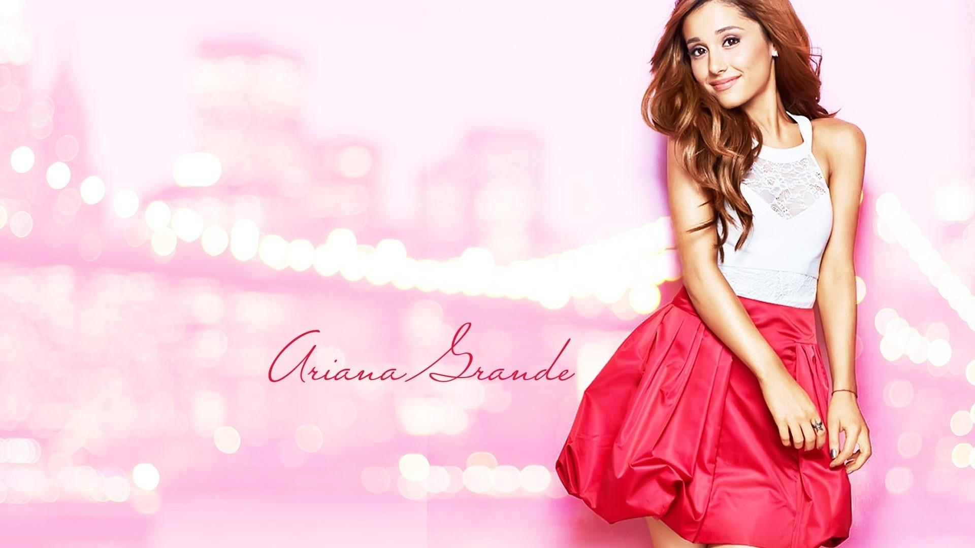 Ariana Grande Aesthetic Background