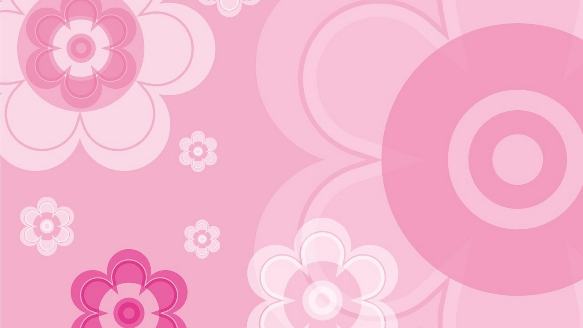 Baby Pink Desktop Wallpaper