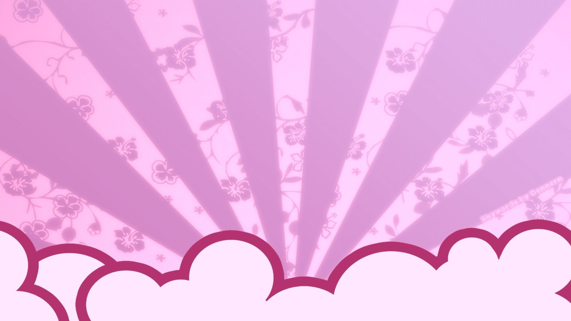 Baby Pink HD Wallpaper