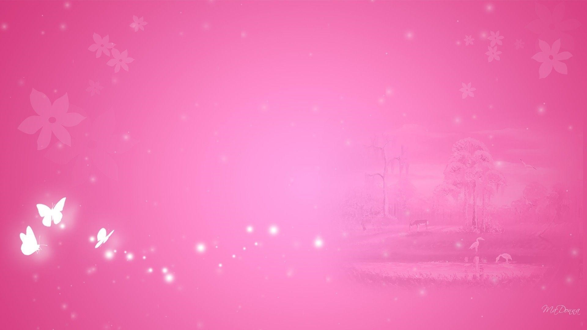 Baby Pink a wallpaper