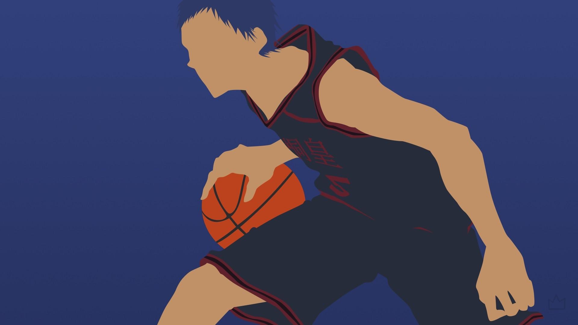 Cartoon Basketball PC Wallpaper