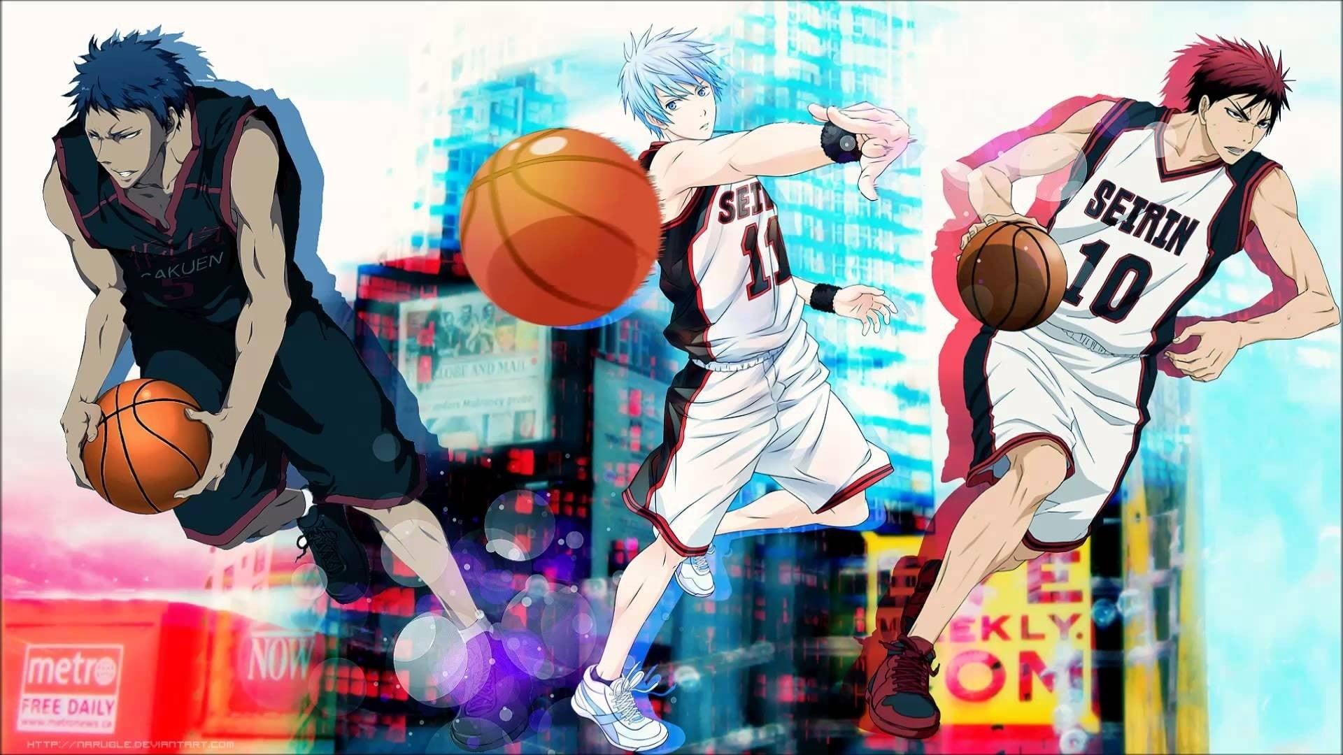 Cartoon Basketball Wallpaper and Background
