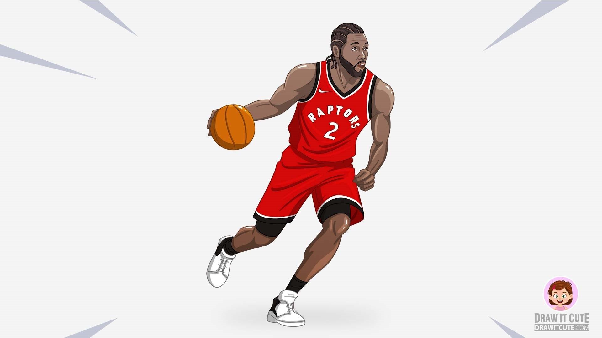 Cartoon Basketball Wallpaper for pc