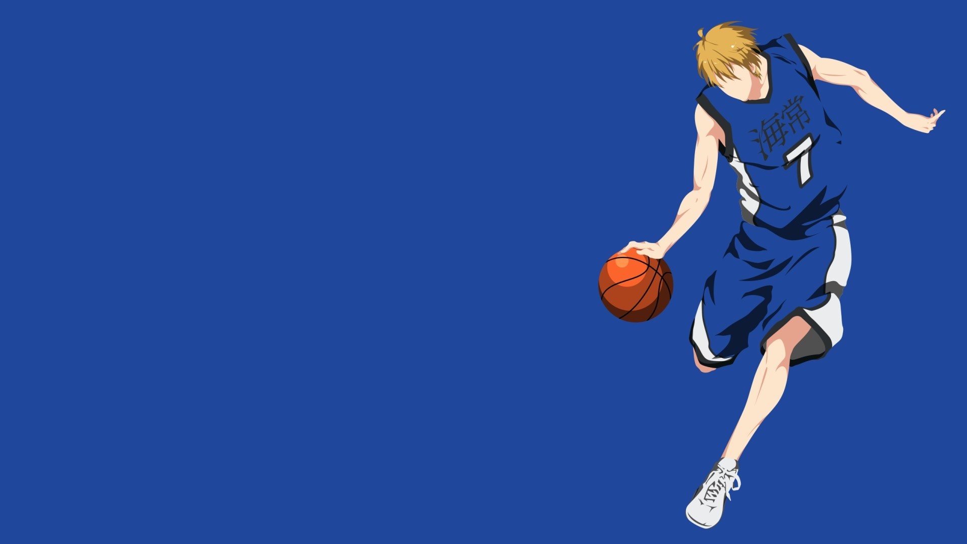 Cartoon Basketball Desktop Wallpaper
