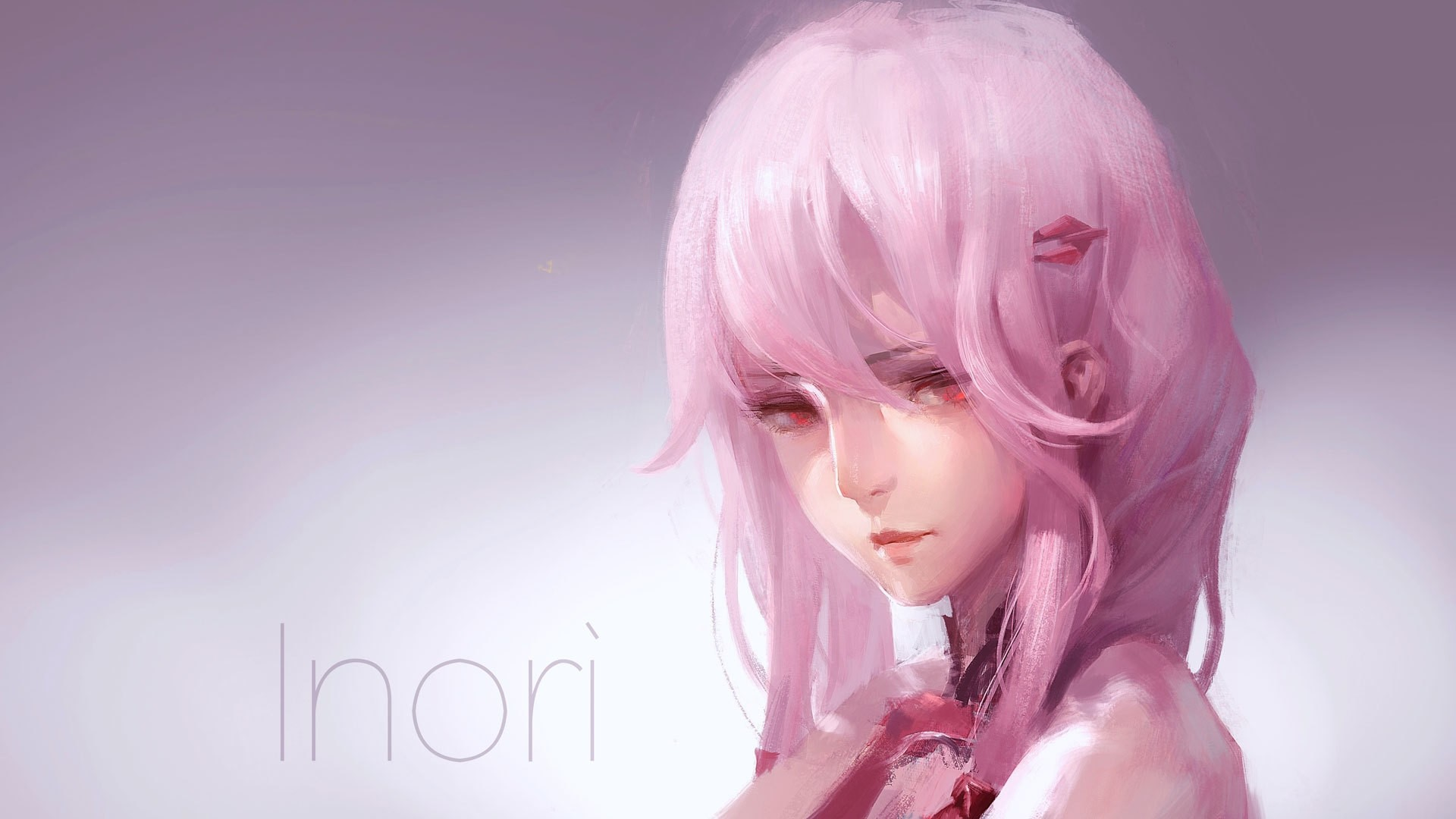 Characters With Pink Hair Wallpaper for pc
