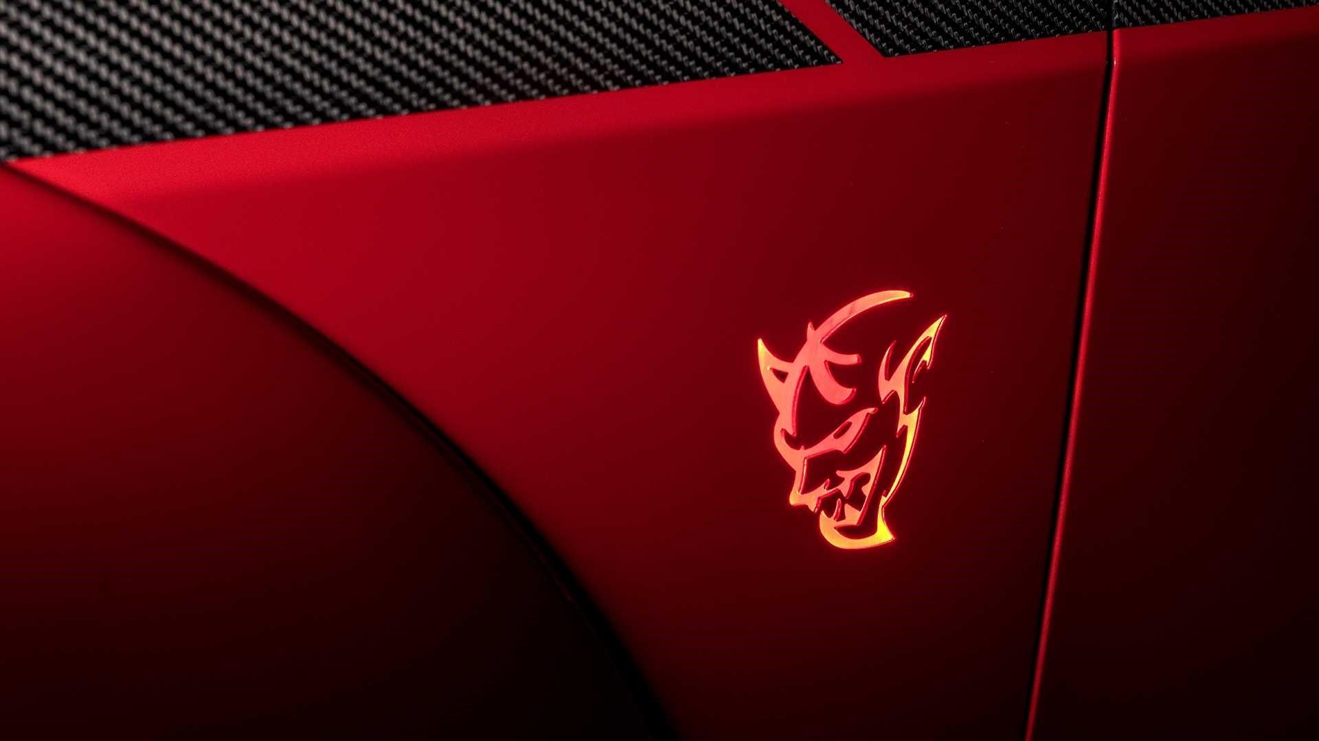 Dodge Demon Logo Wallpaper Picture hd