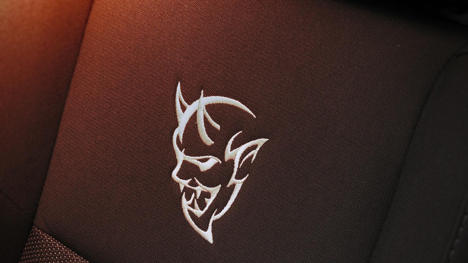 Dodge Demon Logo Pic