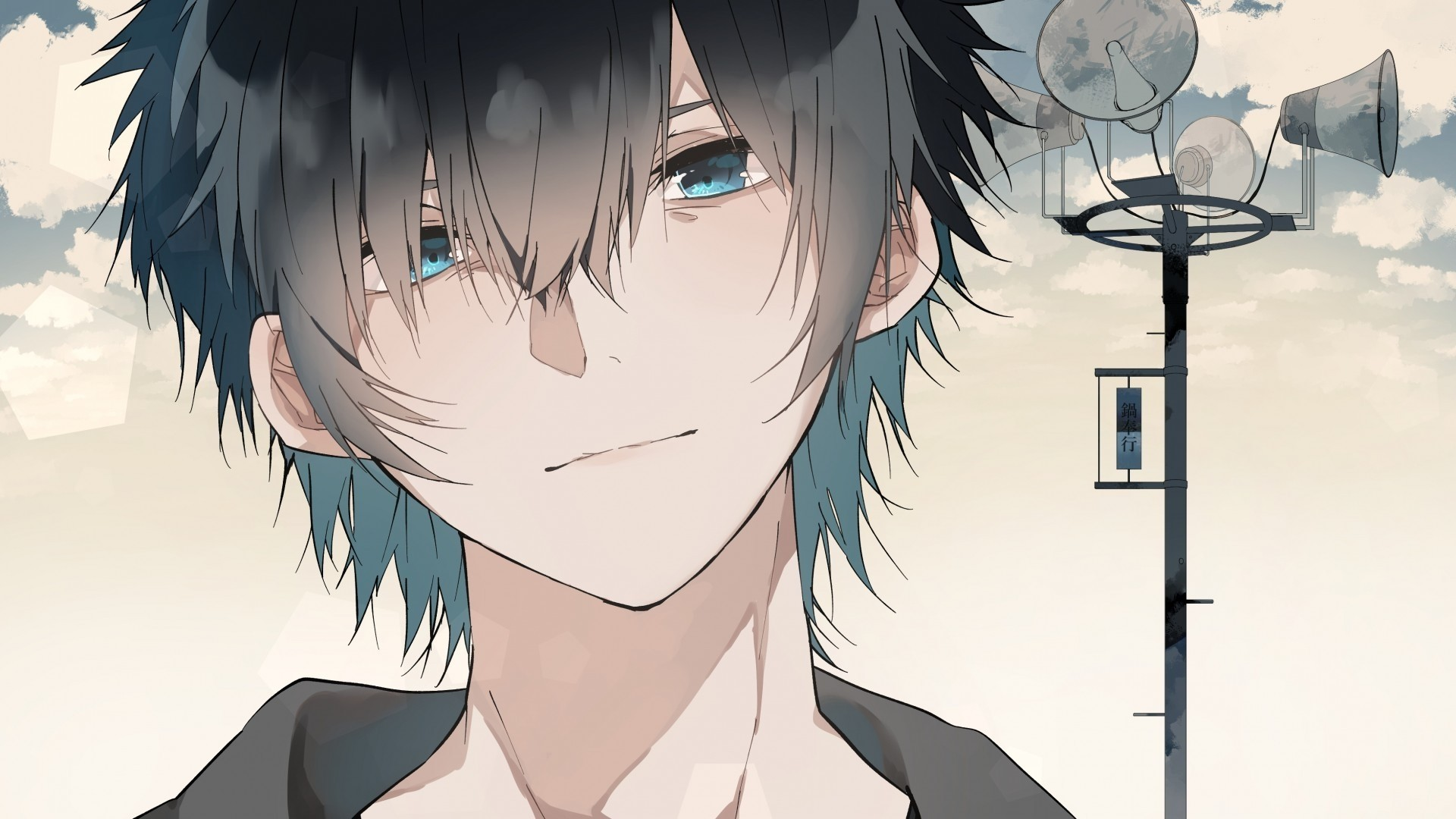 Handsome Anime Boy Picture