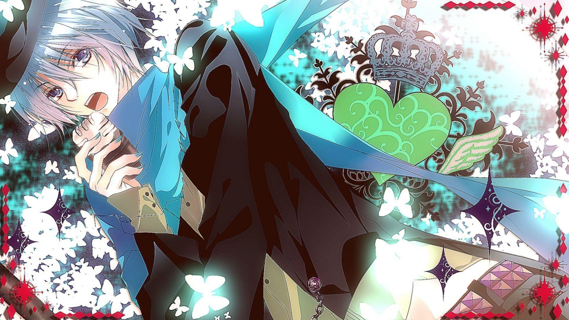 Handsome Anime Boy wallpaper