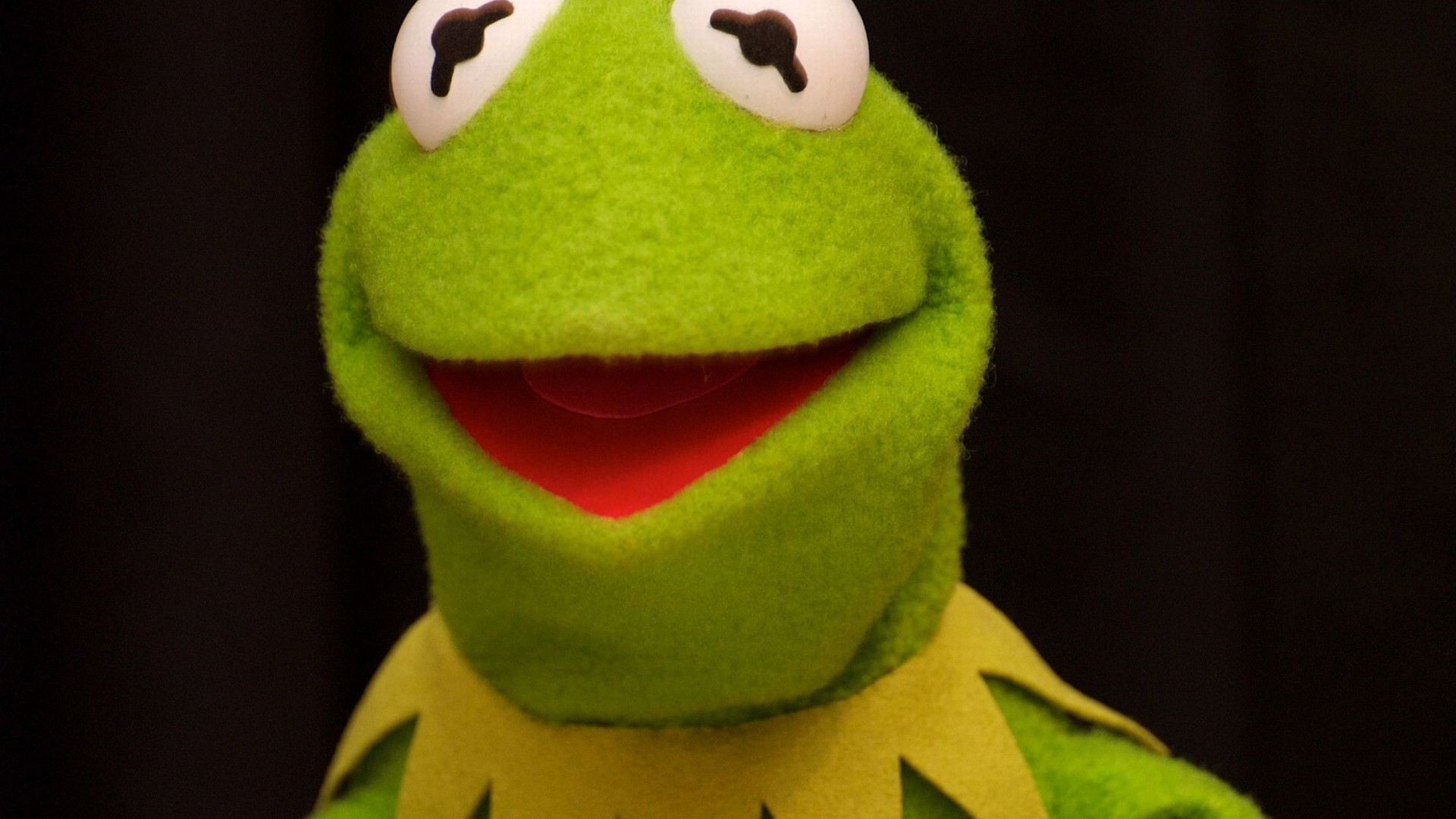 Hearts Kermit The Frog Background Wallpaper