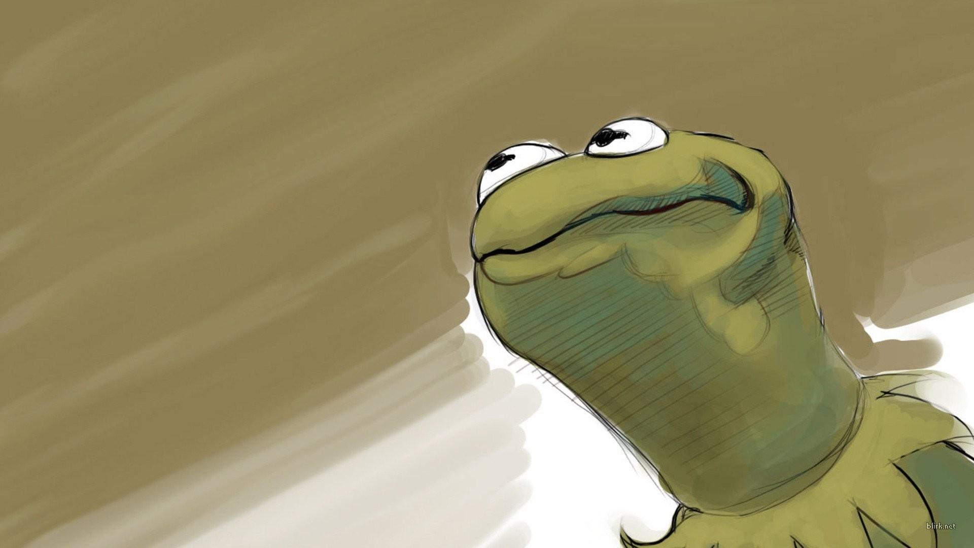 Hearts Kermit The Frog Download Wallpaper