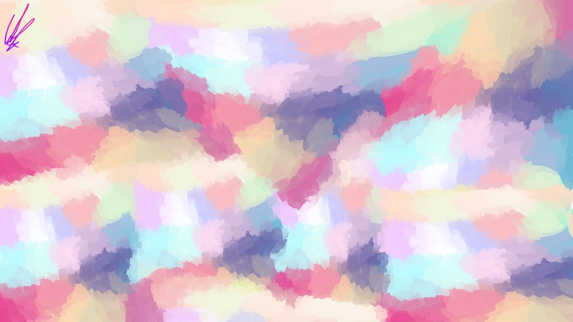 Pastel Color Image