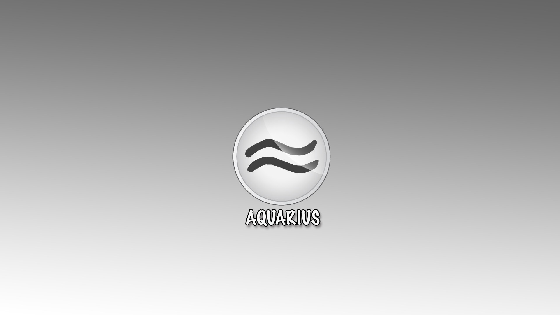 Aquarius Background Wallpaper