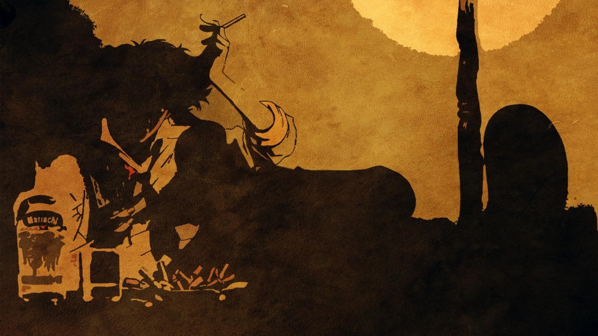 Cowboy Bebop Background Wallpaper