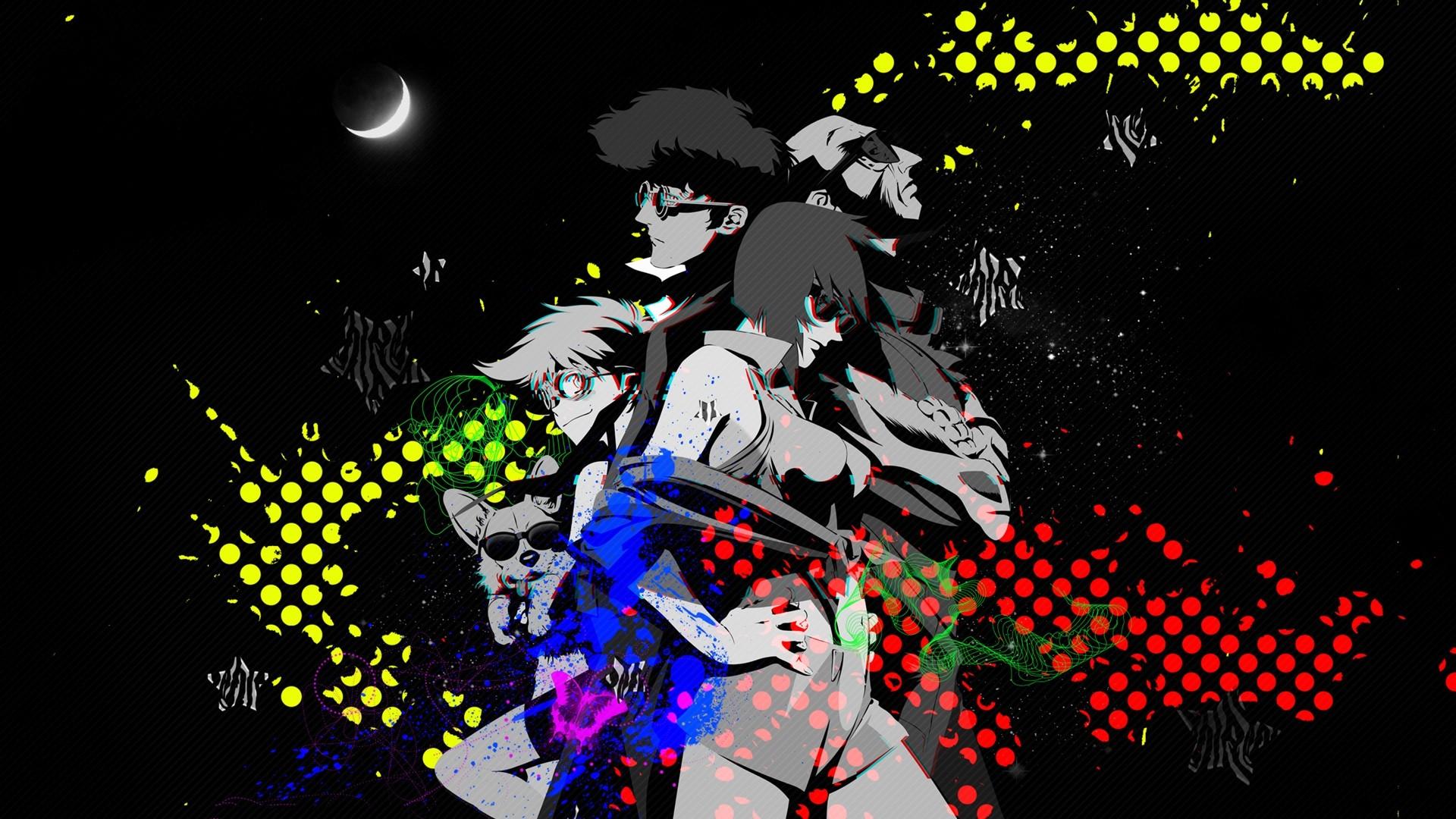 Cowboy Bebop Desktop wallpaper