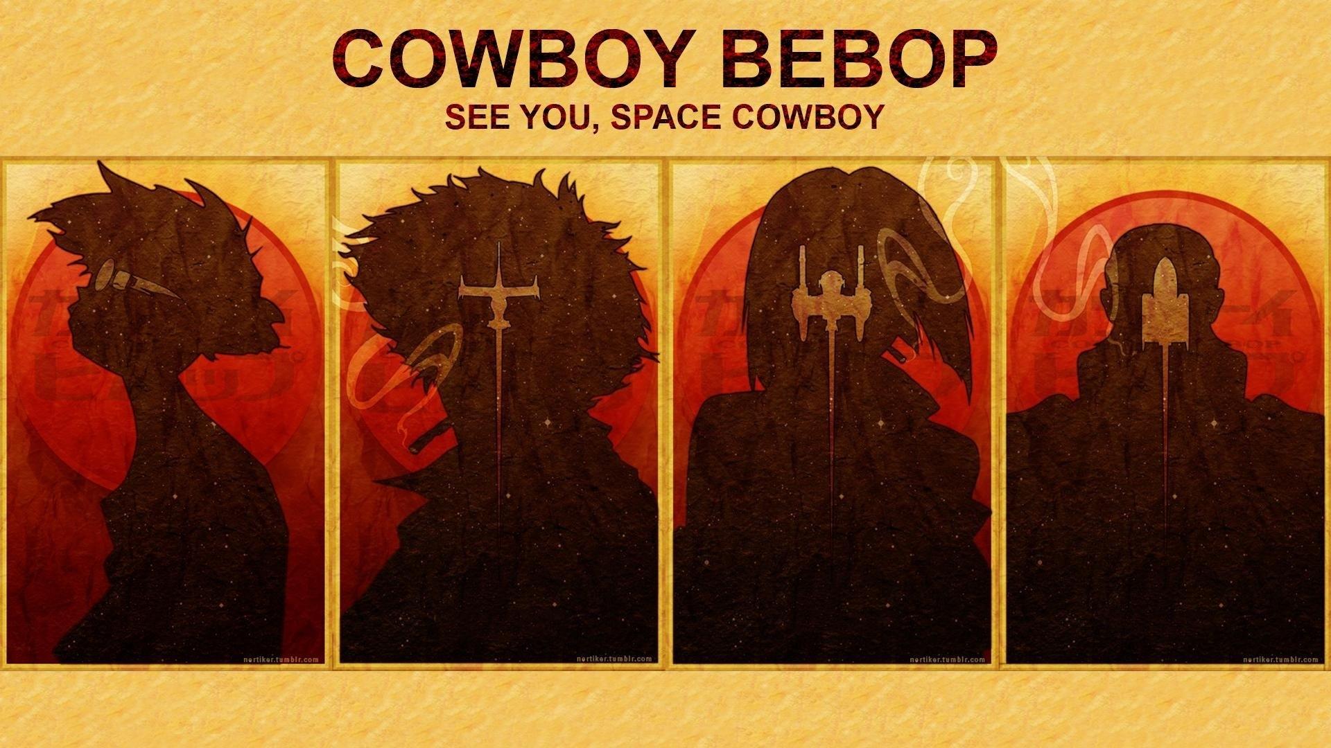 Cowboy Bebop HD Wallpaper