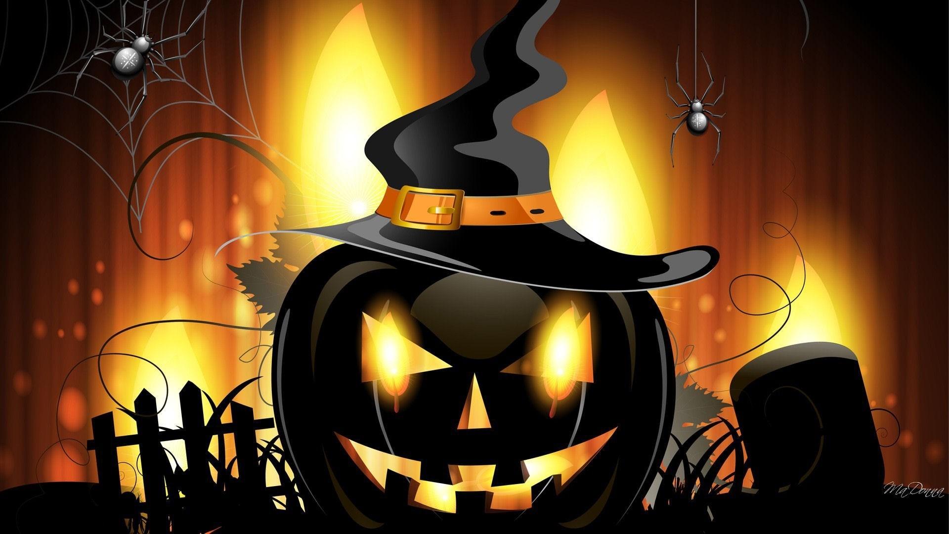 Halloween PC Wallpaper