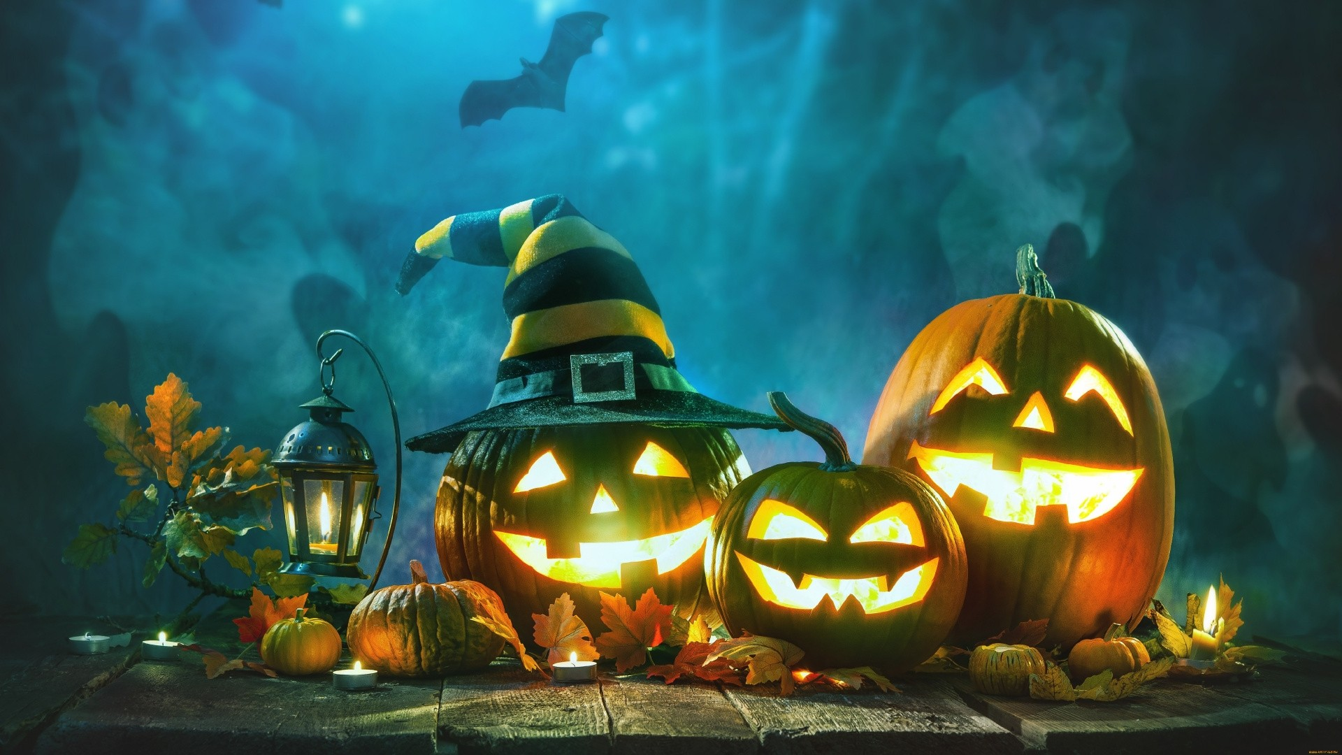 Halloween HD Wallpaper