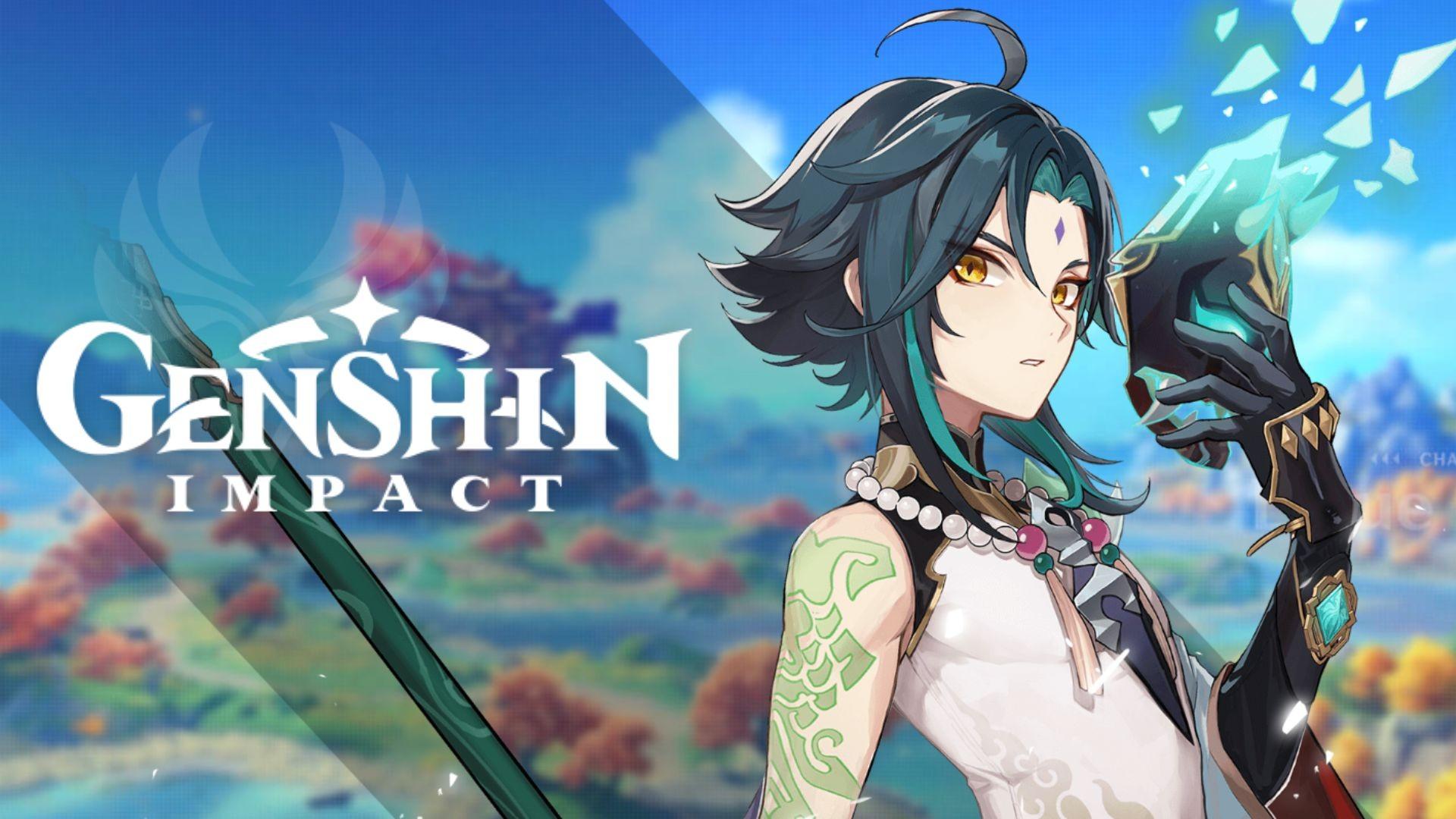 Genshin Impact Free Wallpaper