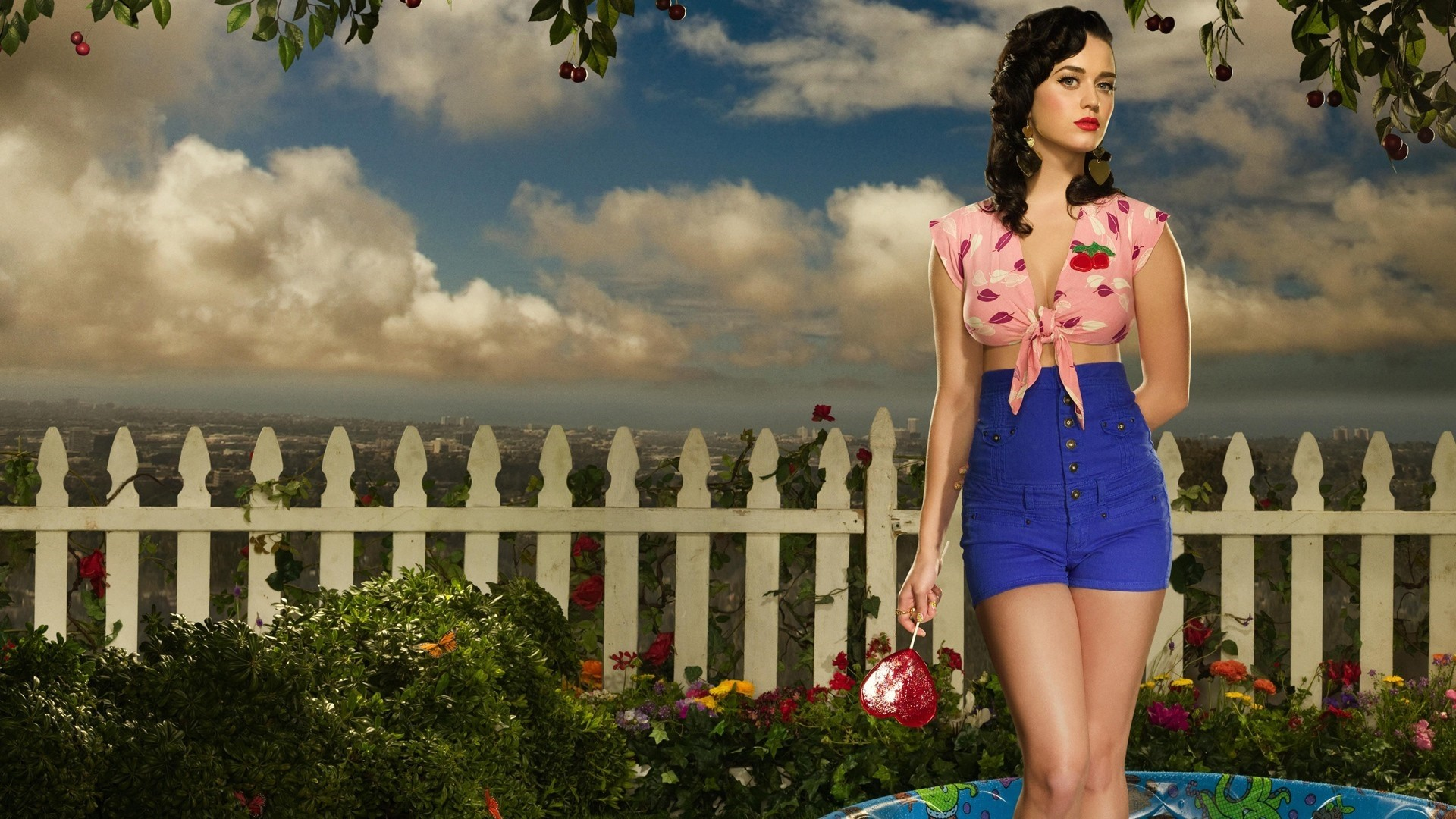 Katy Perry Background