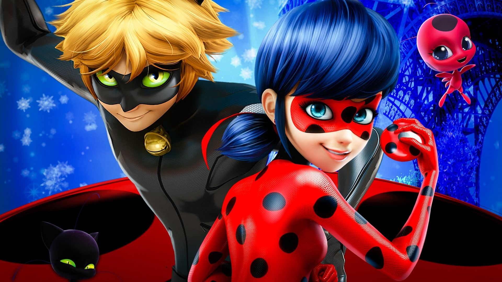 Miraculous Ladybug Wallpaper image hd