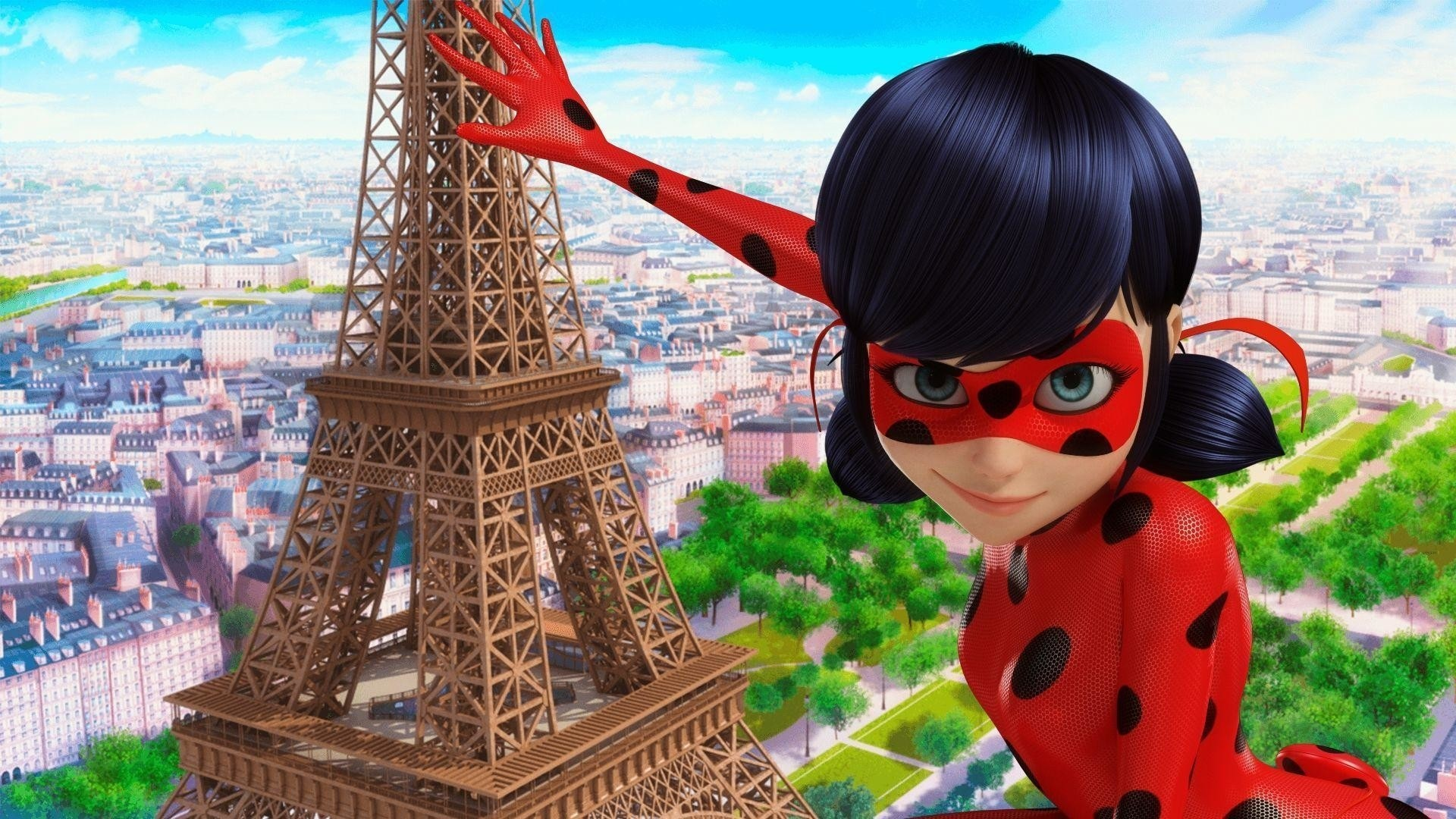 Miraculous Ladybug Full HD Wallpaper