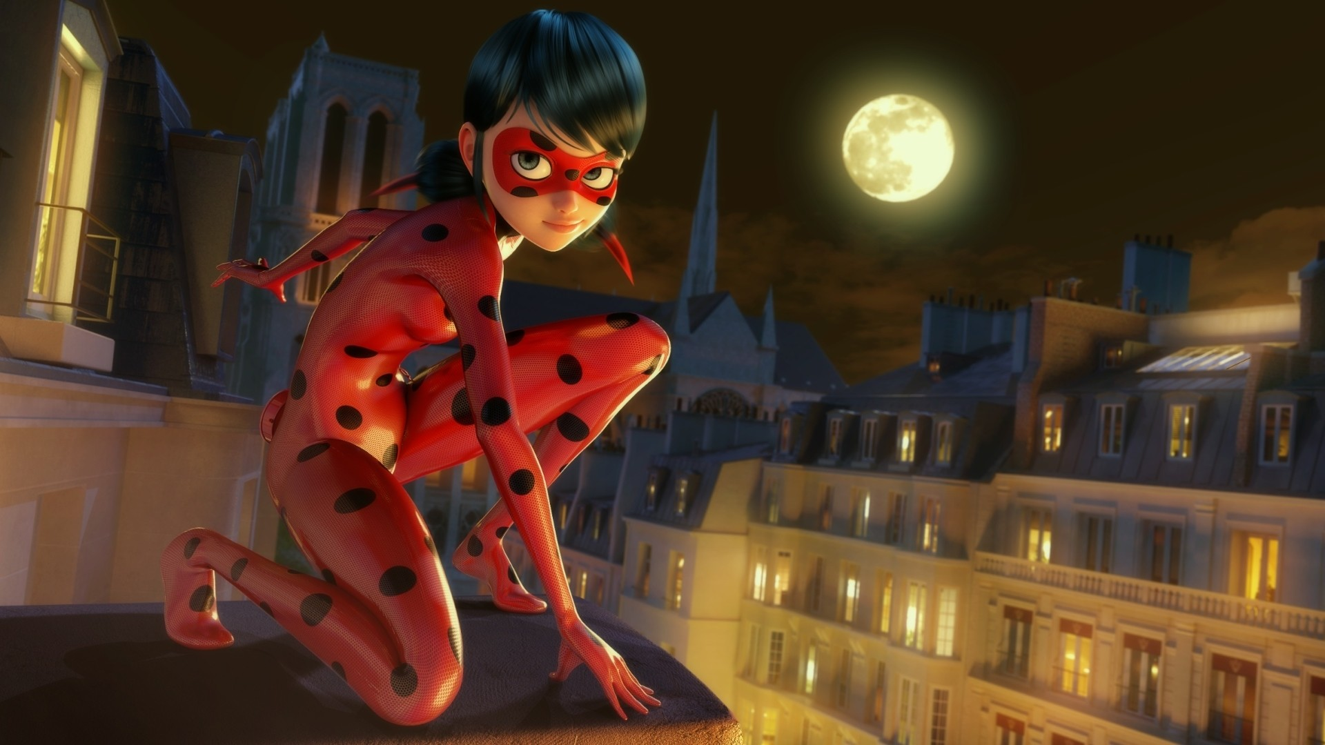 Miraculous Ladybug Background